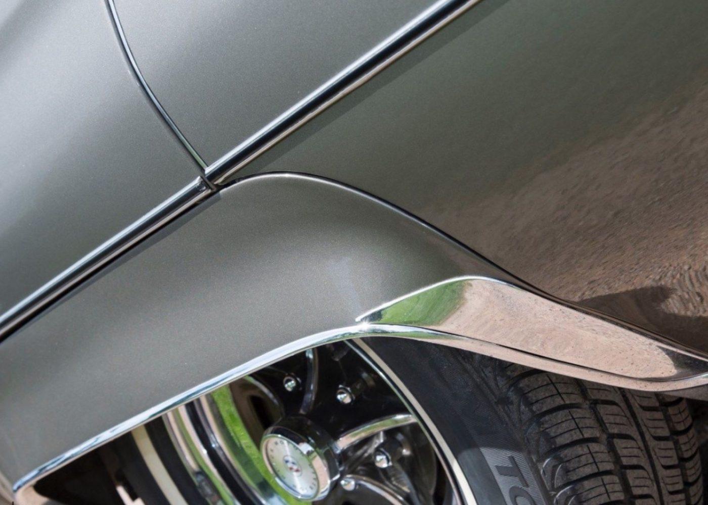 Wheel well stunning Electra Buick 1972