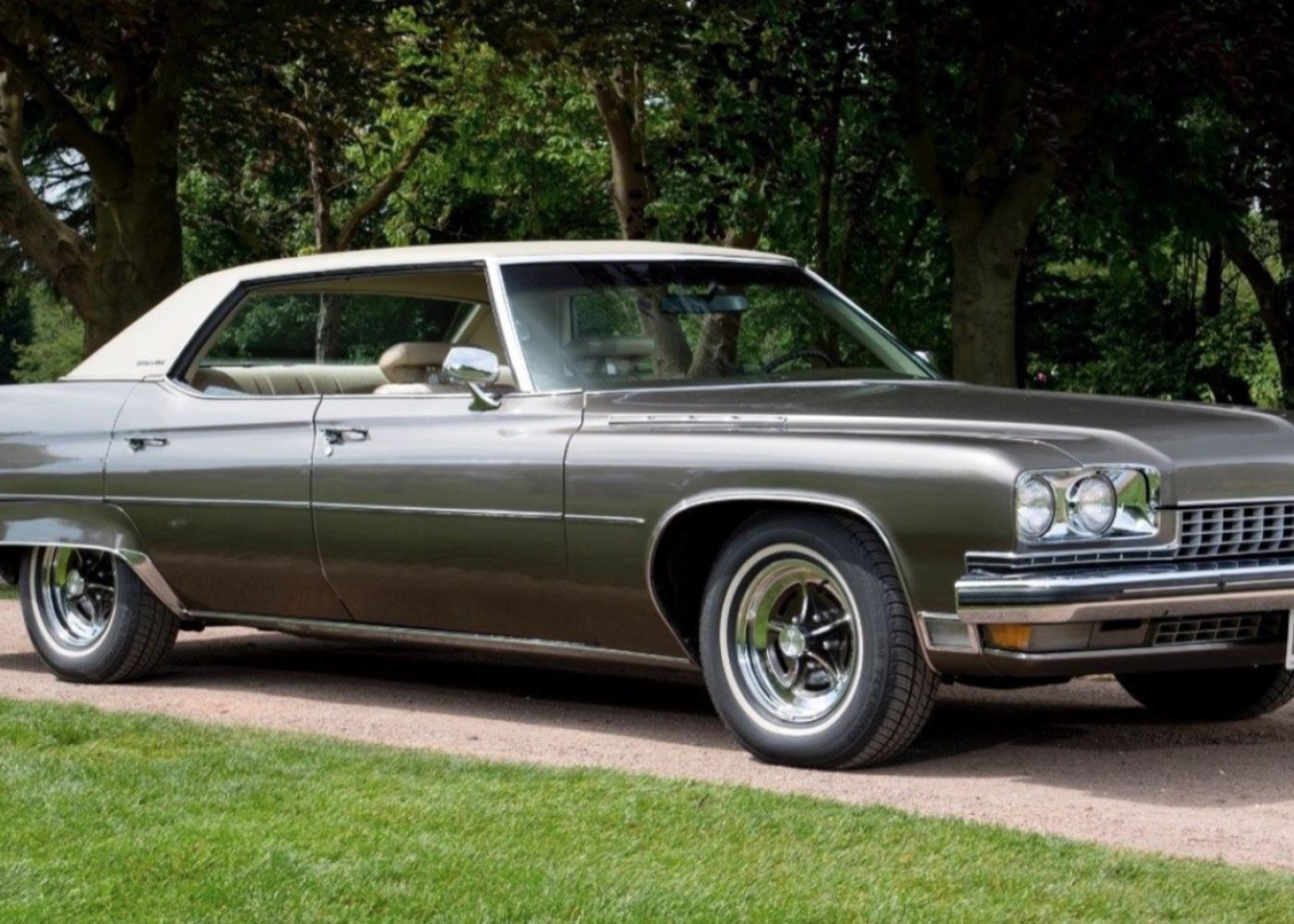 1972 Electra Buick