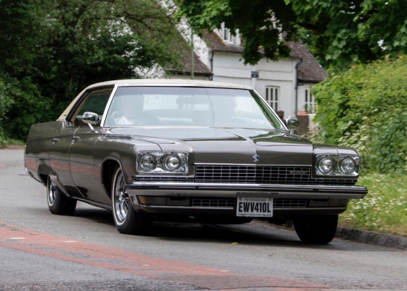 Superb Condition Electra Buick 1972