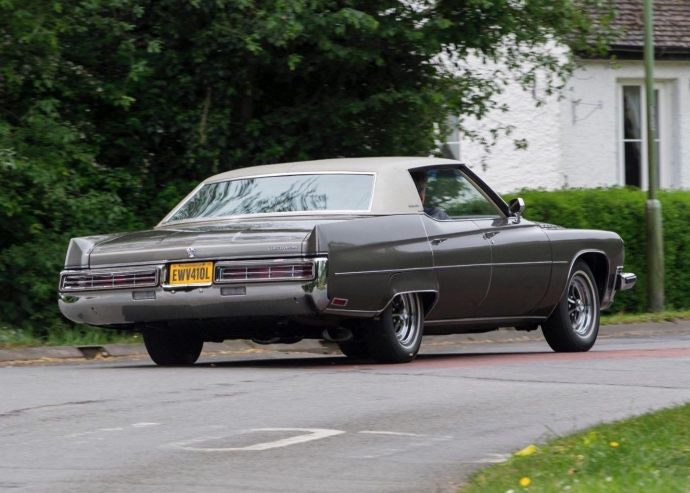 Californian Import 1972 Buick