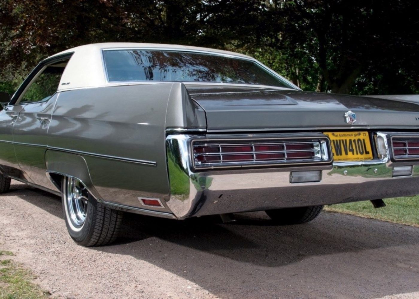 Beautiful Condition 1972 Electra Buick